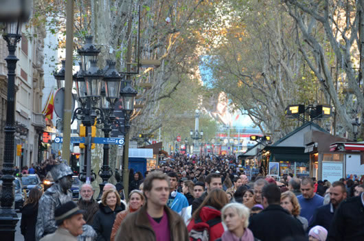 photo of La Rambla