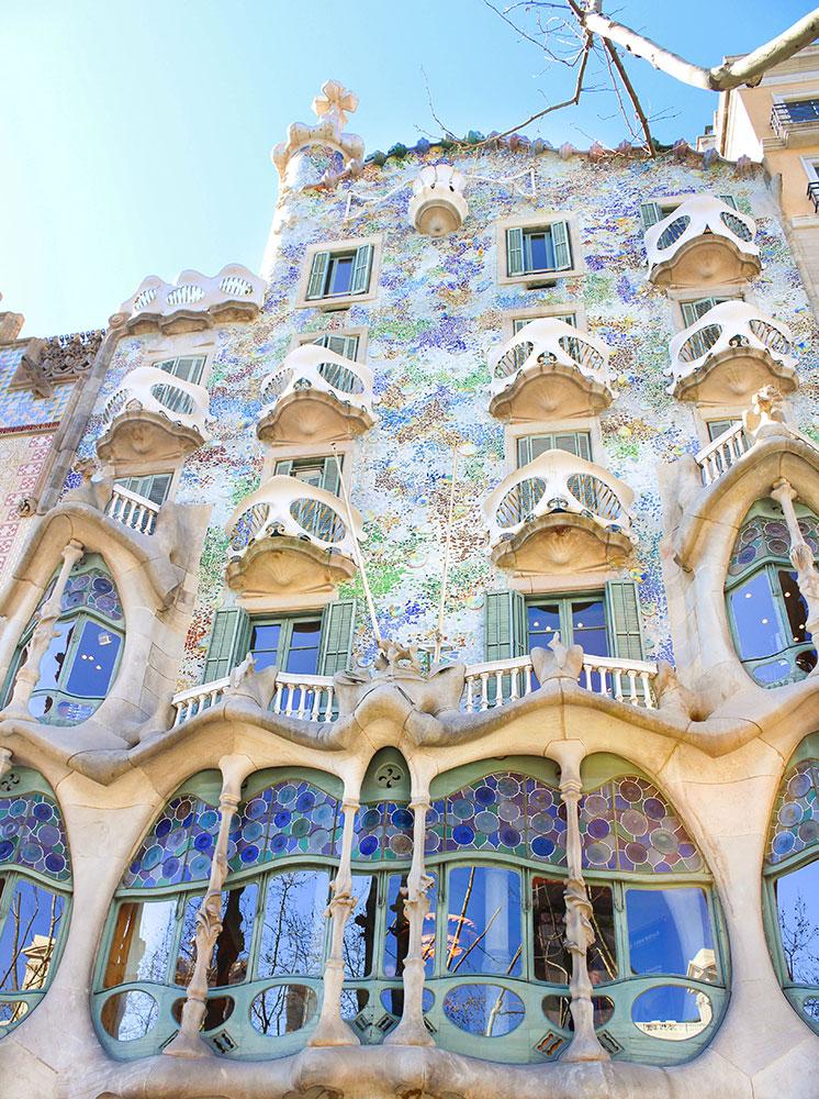 Casa Batlló façade
